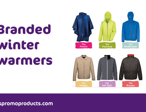 Help prepare your business for the winter with branded jackets